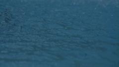 Beginning to Rain Hard - 25FPS PAL Stock Footage