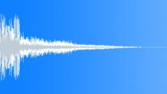 Heavy Sub Impulse Hit Slam Sound Effect