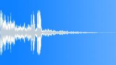 Movie Scare Hit Boom Explosion 5 Sound Effect